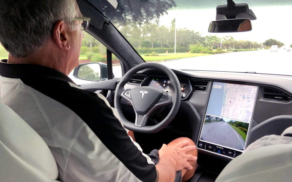 Tesla, self-driving cars and the future of auto insurance