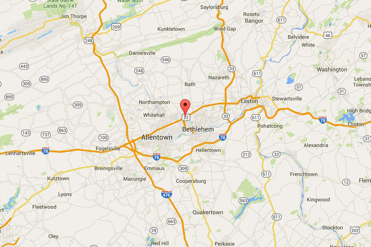 Why Forge3 calls Lehigh Valley, PA home