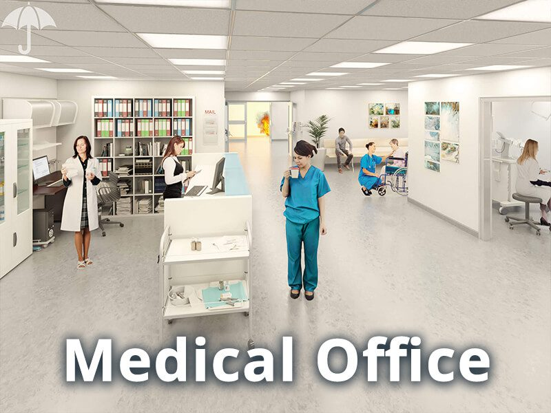 Clickable Coverage Sample - Medical Office