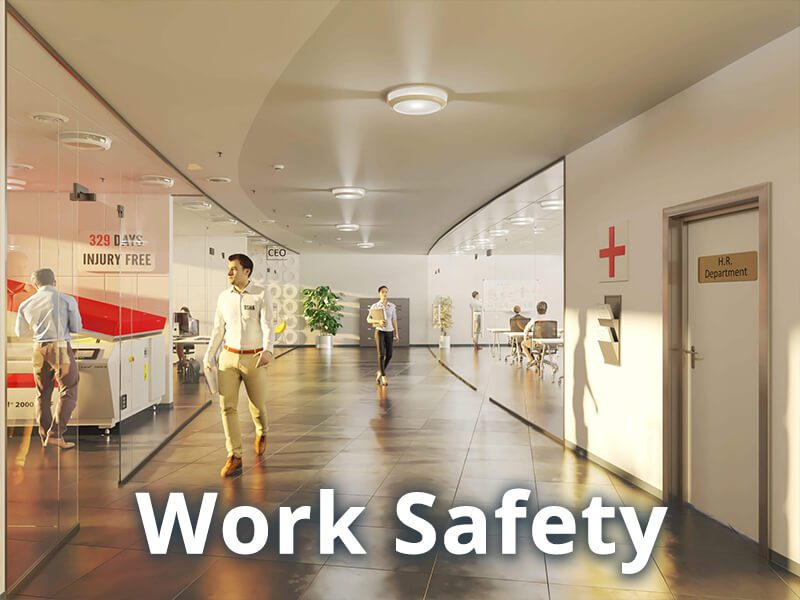 Clickable Coverage Sample - Work Safety