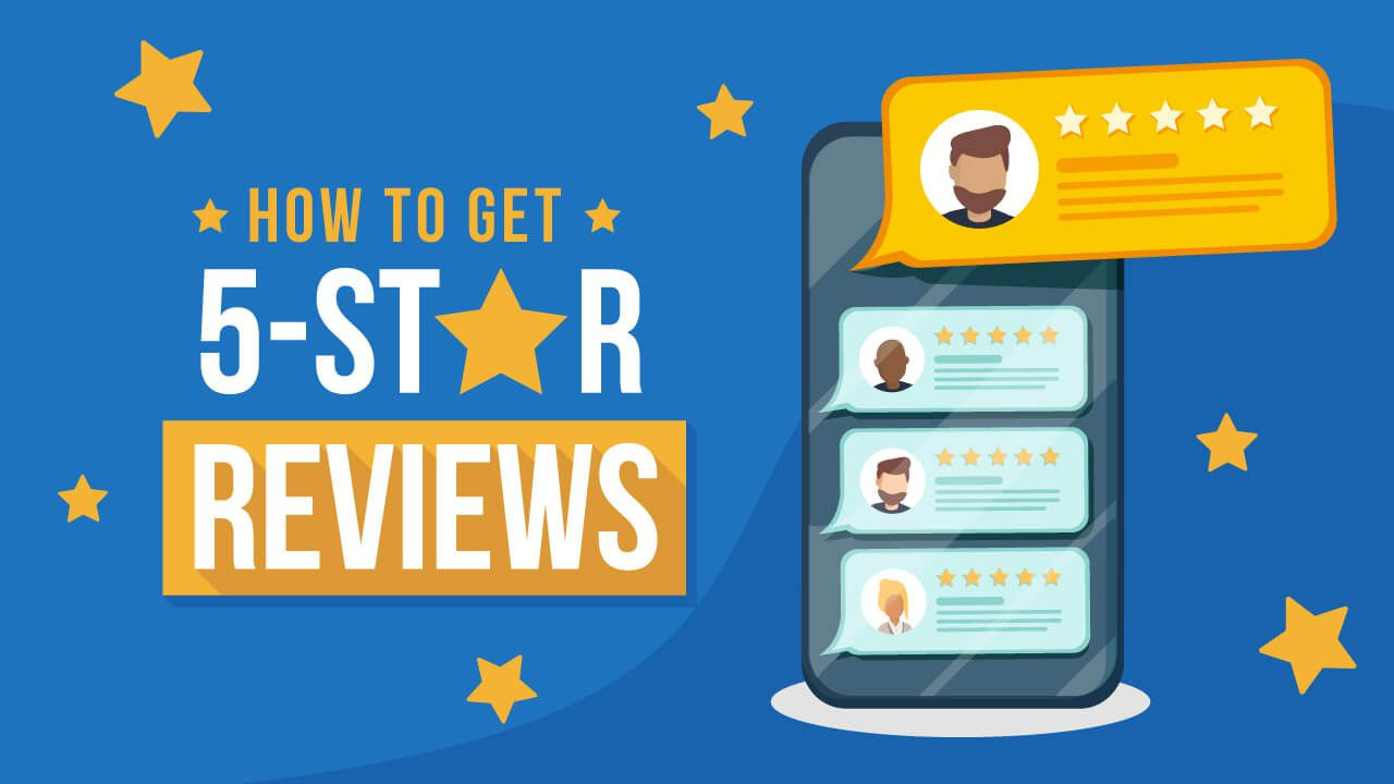 Help Center - How To Get 5-Star Reviews