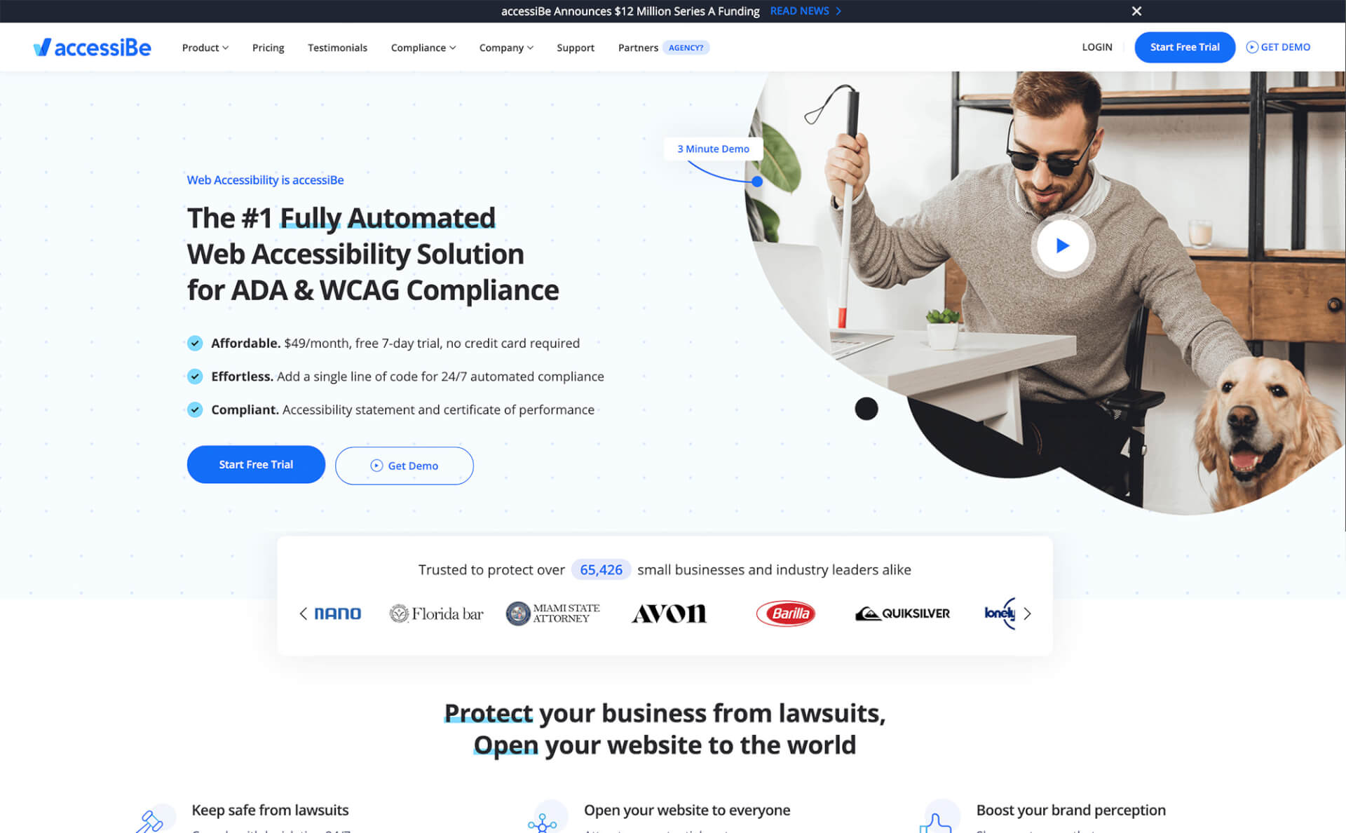 Resource - ADA Compliance for Insurance Agency Websites - accessiBe