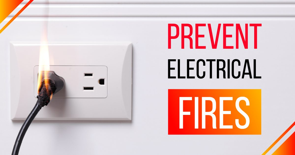 Personal Social - Prevent Electrical Fires