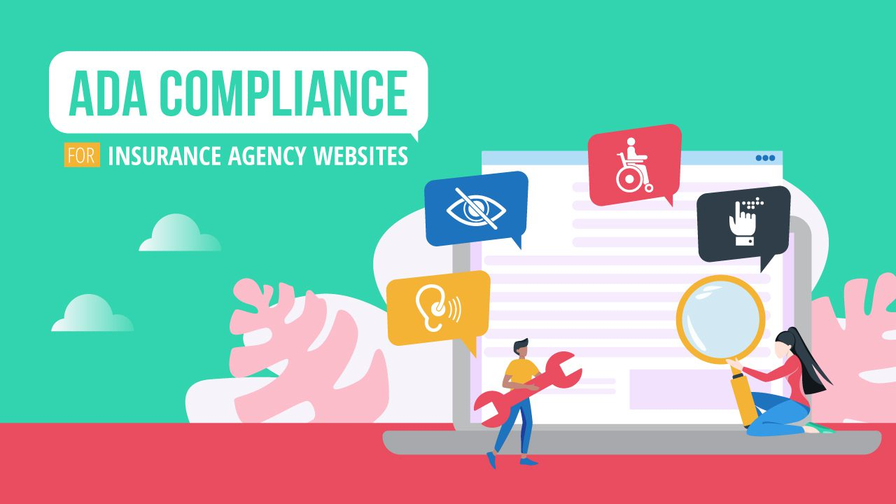 Resource - ADA Compliance for Insurance Agency Websites