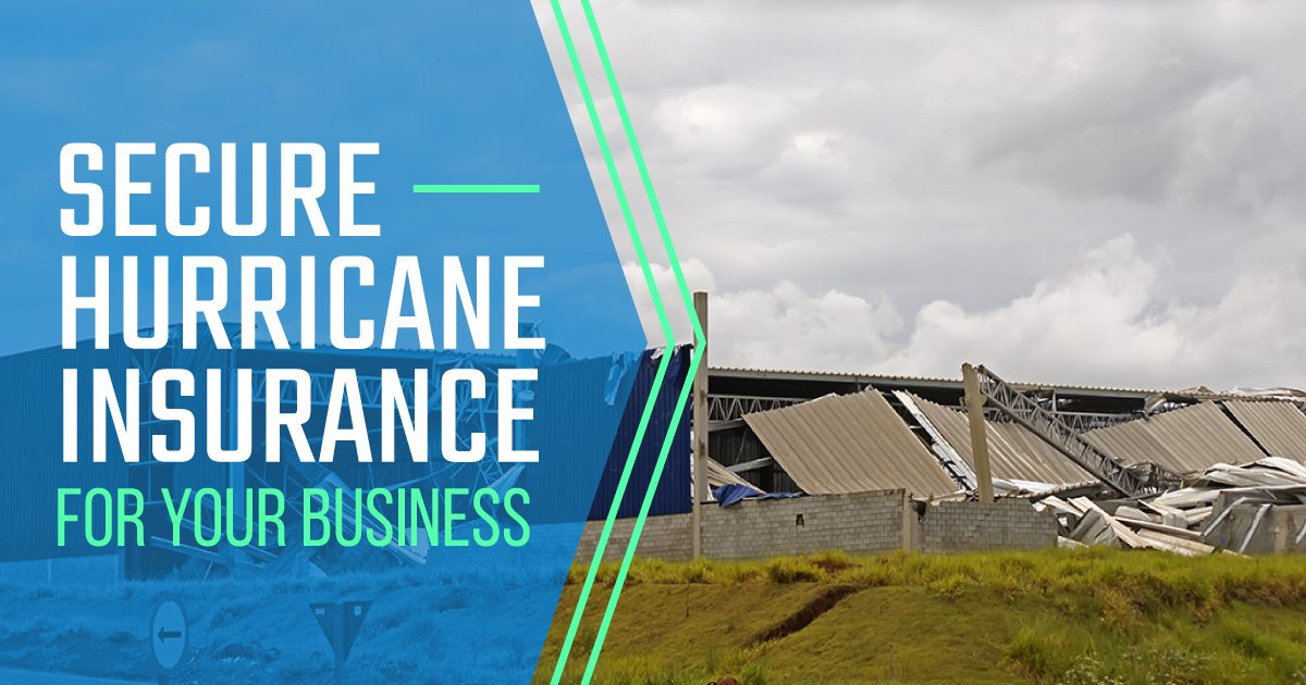 Social Business - Secure Hurricane Insurance for Your Business