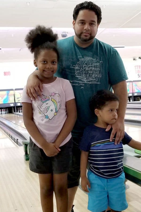 Eric Martinez - Bowling with Kids