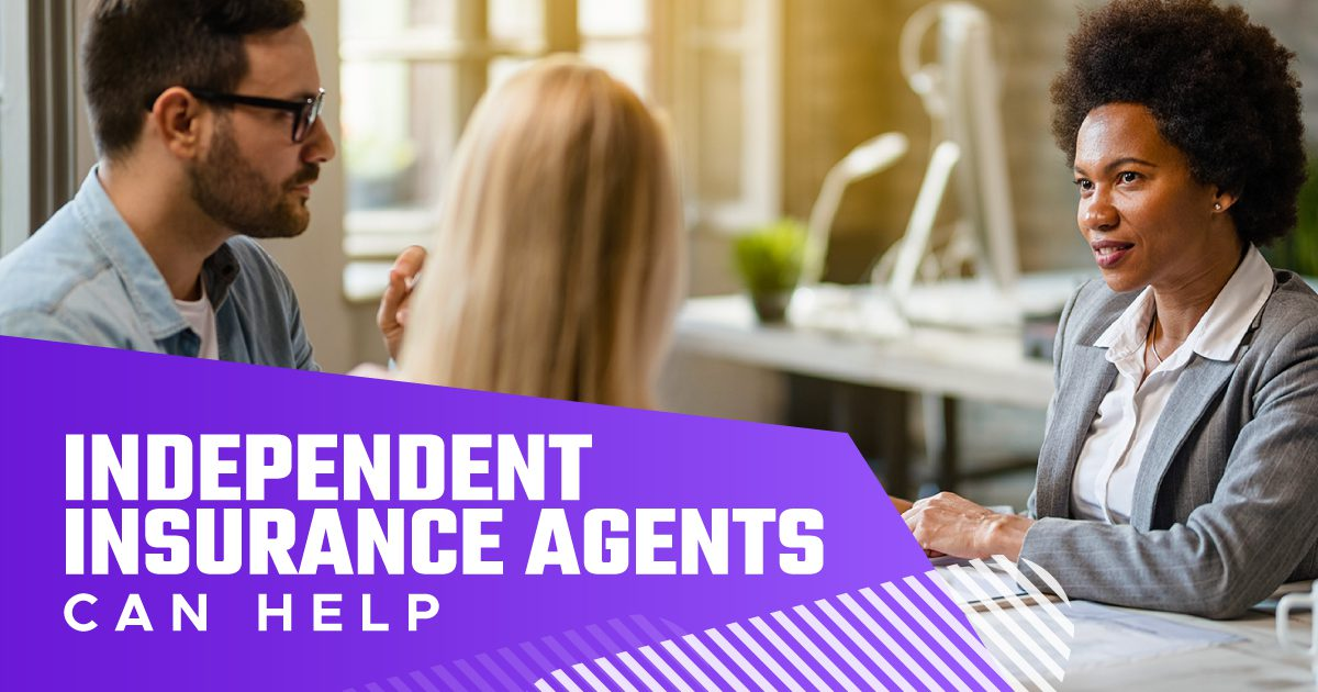 Social Personal - Independent Insurance Agents Can Help