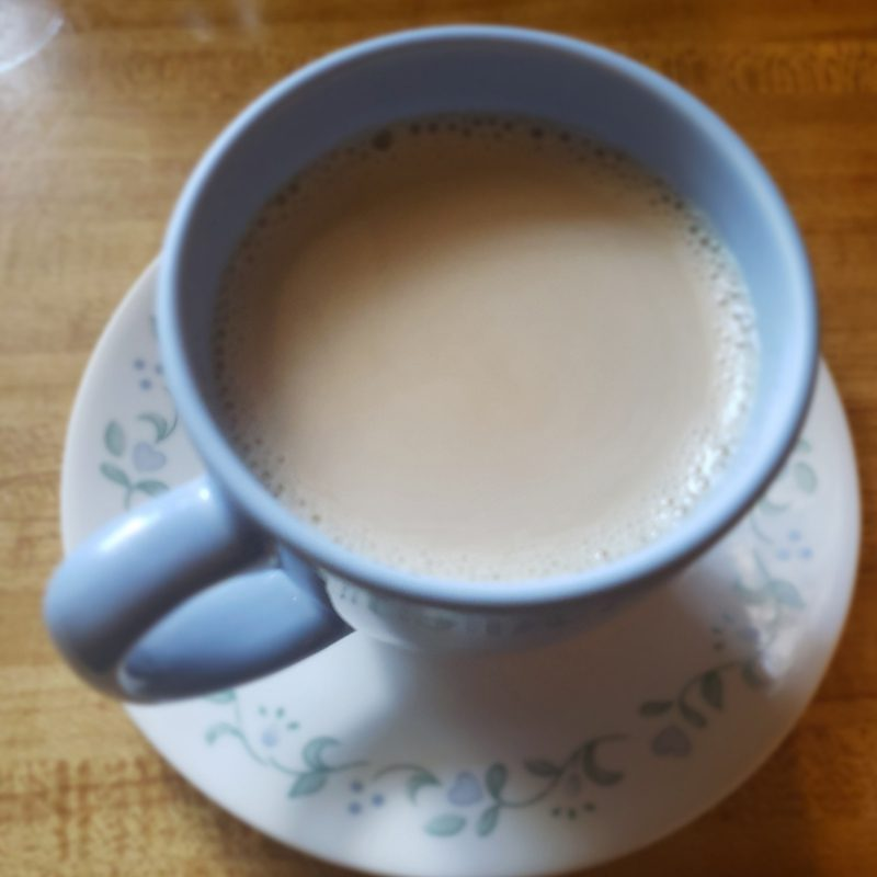 Favorite Beverage - Cup of Coffee With Saucer