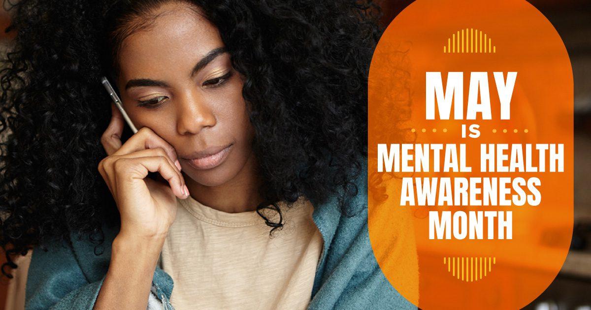 Social Benefits - May Is Mental Health Awareness Month