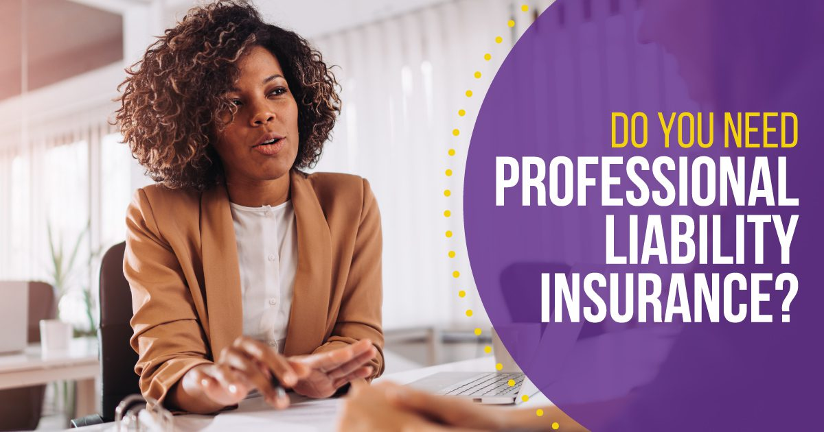 Social Business - Do You Need Professional Liability Insurance