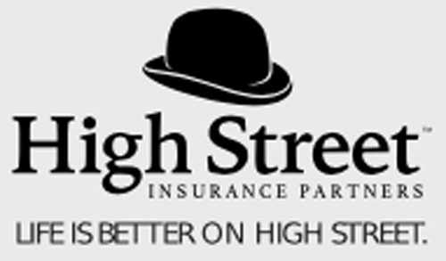 About Our Agency - High Street Insurance Partners Life is Better on High Street Logo